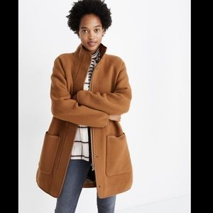 Madewell Estate Cocoon Coat Jacket M